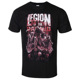 t-shirt metal uomo Legion of the Damned - Slaves of the Southern Cross - NAPALM RECORDS, NAPALM RECORDS, Legion of the Damned