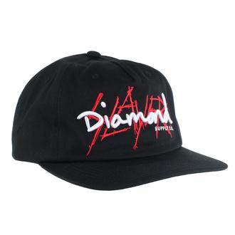 berretto SLAYER - DIAMOND - non strutturati - Nero, DIAMOND, Slayer