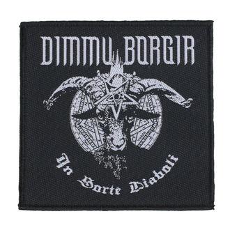 toppa Dimmu Borgir - In Sorte Dlaboll - RAZAMATAZ, RAZAMATAZ, Dimmu Borgir
