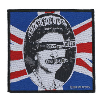 toppa Sex Pistols - God Save The Queen - RAZAMATAZ, RAZAMATAZ, Sex Pistols