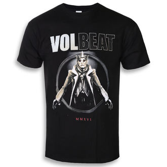 t-shirt metal uomo Volbeat - King Of The Beast - ROCK OFF, ROCK OFF, Volbeat