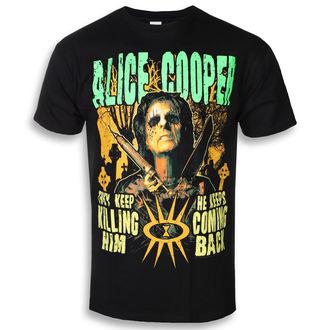 t-shirt metal uomo Alice Cooper - Graveyard - ROCK OFF, ROCK OFF, Alice Cooper