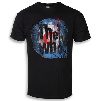 t-shirt metal uomo Who - Target Texture - ROCK OFF, ROCK OFF, Who