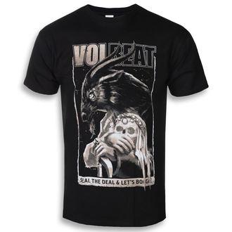 t-shirt metal uomo Volbeat - Boogie Goat - ROCK OFF, ROCK OFF, Volbeat