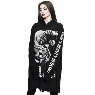 Camicia unisex con manica lunga KILLSTAR - Morto Rosa, KILLSTAR
