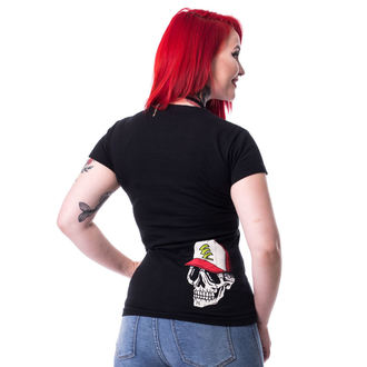 t-shirt donna - DEATH CLUB - CUPCAKE CULT, CUPCAKE CULT
