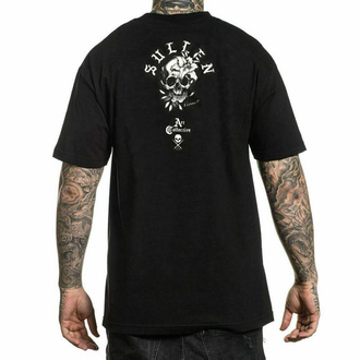 t-shirt hardcore uomo - DEATH FLOWER - SULLEN, SULLEN