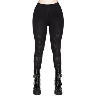 Pantaloni da donna (leggins) KILLSTAR - Death Ray, KILLSTAR