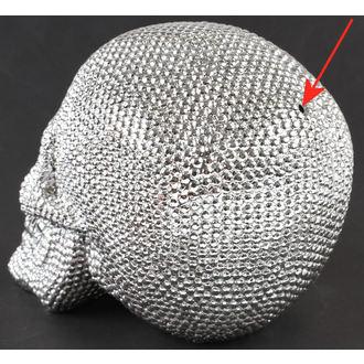 decorazione Cranio - Silver - 78/5744 - DANNEGGIATO, NNM