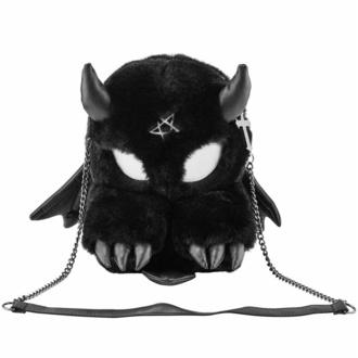 Borsetta (borsa) KILLSTAR - Demon Plush - Nero, KILLSTAR