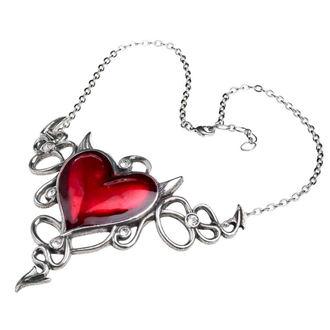 Collana ALCHEMY GOTHIC - Devil Heart Genereux, ALCHEMY GOTHIC