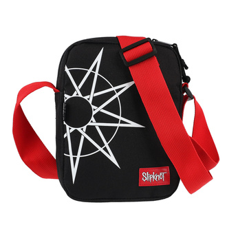 Borsa SLIPKNOT - WANYK STAR PATCH - Crossbody, NNM, Slipknot