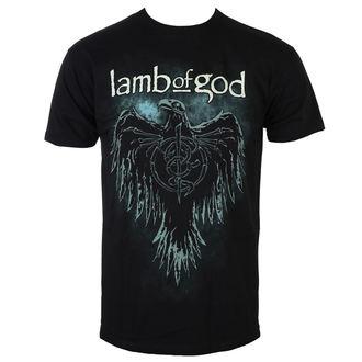 Maglietta Lamb Of God - Phoenix - Nero - ROCK OFF, ROCK OFF, Lamb of God