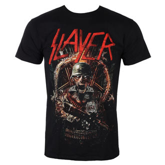 t-shirt metal uomo Slayer - Hard Cover Comic Book - ROCK OFF, ROCK OFF, Slayer