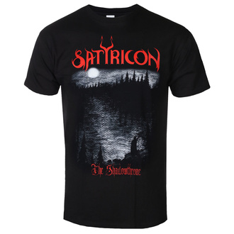 t-shirt metal uomo Satyricon - Shadowthrone - NNM, NNM, Satyricon