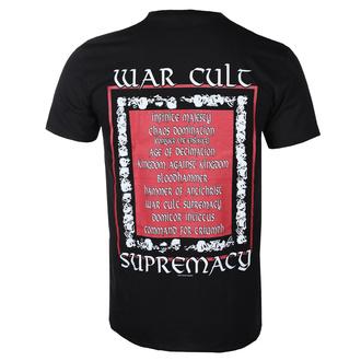 t-shirt metal uomo Conqueror - War Cult Supremacy - RAZAMATAZ, RAZAMATAZ, Conqueror