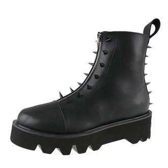 scarpe con cuneo unisex - SPIKE - DISTURBIA, DISTURBIA