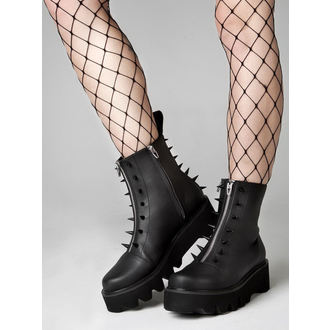 scarpe con cuneo unisex - DISTURBIA - AW17290