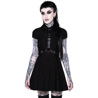 Vestito da donna KILLSTAR - Disgrace Skater Dress - NERO - KSRA002146