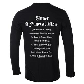 Maglietta da uomo con maniche lunghe Darkthrone - Under a Funeral Moon / Album - RAZAMATAZ, RAZAMATAZ, Darkthrone