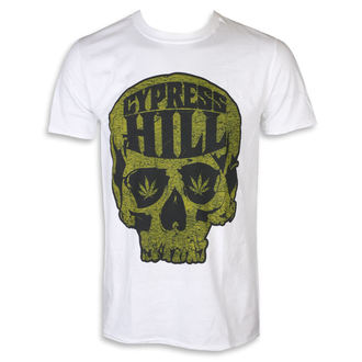 t-shirt metal uomo Cypress Hill - SKULL LOGO - PLASTIC HEAD, PLASTIC HEAD, Cypress Hill