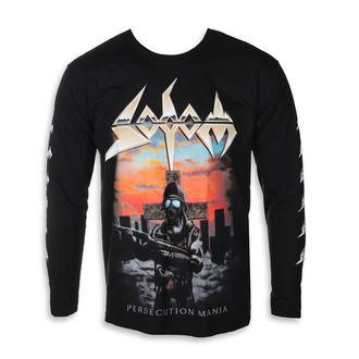t-shirt metal uomo Sodom - PERSECUTION MANIA - PLASTIC HEAD, PLASTIC HEAD, Sodom