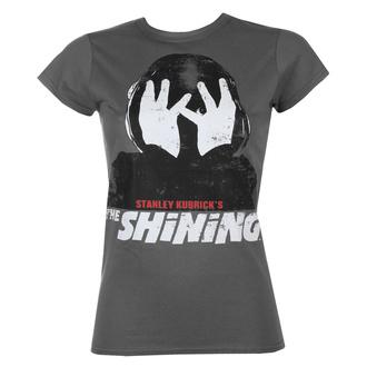 Maglietta da donna The Shining - Kubricks - Grigio scuro - HYBRIS, HYBRIS