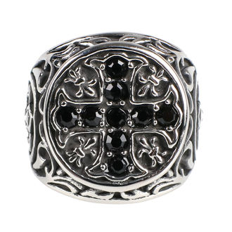 Anello ETNOX - Crystal Cross, ETNOX
