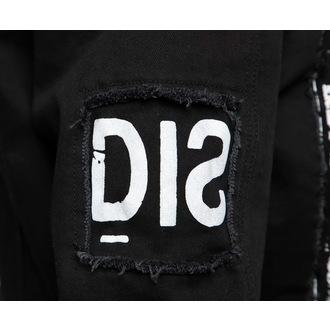 giacca primaverile / autunnale unisex - No Dominion - DISTURBIA