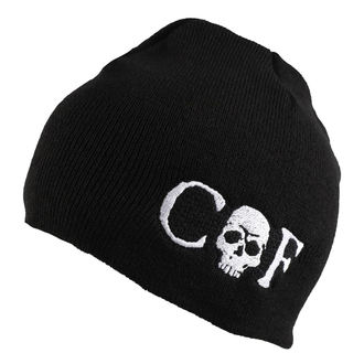 beanie CRADLE OF FILTH 6 - SKULL LOGO - RAZAMATAZ, RAZAMATAZ, Cradle of Filth