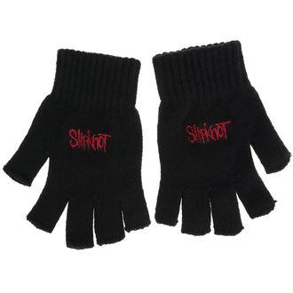 guanti senza dita SLIPKNOT - LOGO - RAZAMATAZ, RAZAMATAZ, Slipknot