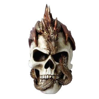 Decorazione ALCHEMY GOTHIC - Dragon Keeper's Skull, ALCHEMY GOTHIC