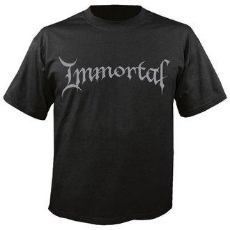 t-shirt metal uomo Immortal - Logo - NUCLEAR BLAST, NUCLEAR BLAST, Immortal