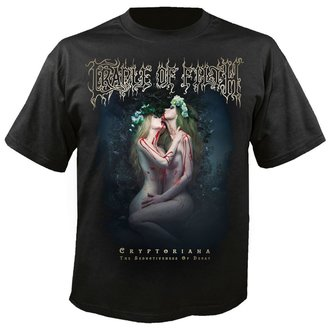 t-shirt metal uomo Cradle of Filth - Savage waves of ecstasy - NUCLEAR BLAST, NUCLEAR BLAST, Cradle of Filth