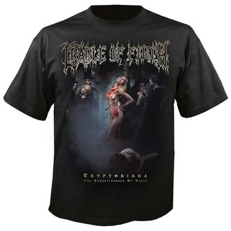 t-shirt metal uomo Cradle of Filth - Exquisite torments await - NUCLEAR BLAST, NUCLEAR BLAST, Cradle of Filth