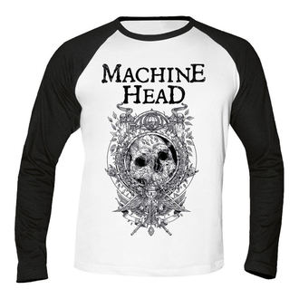 t-shirt metal uomo Machine Head - NUCLEAR BLAST - NUCLEAR BLAST, NUCLEAR BLAST, Machine Head