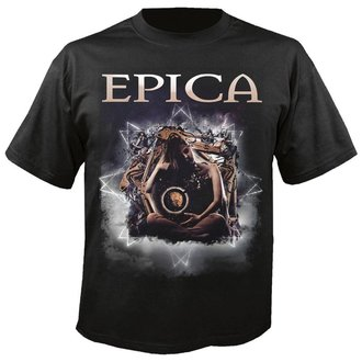 t-shirt metal uomo Epica - Devotion will unfold - NUCLEAR BLAST, NUCLEAR BLAST, Epica