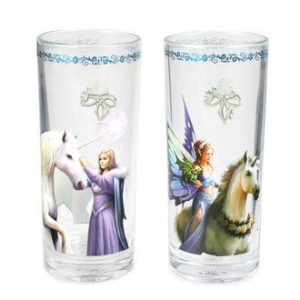 Bicchieri (set 2 pezzi) ANNE STOKES, ANNE STOKES