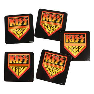 Sottobicchieri KISS - ROCK OFF, ROCK OFF, Kiss