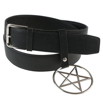 Cintura DISTURBIA - RING PENTAGRAM, DISTURBIA