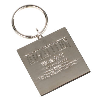Portachiavi (pendente) LED ZEPPELIN - ROCK OFF, ROCK OFF, Led Zeppelin