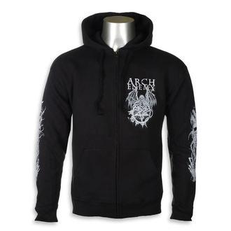 felpa con capuccio uomo Arch Enemy - Riddick -, Arch Enemy