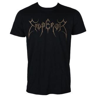 t-shirt metal uomo Emperor - LOGO GOLD - PLASTIC HEAD, PLASTIC HEAD, Emperor