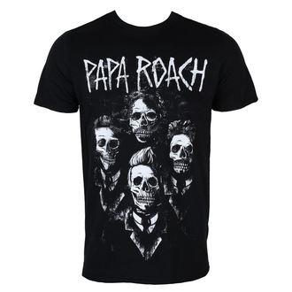 t-shirt metal uomo Papa Roach - PORTRAIT - PLASTIC HEAD, PLASTIC HEAD, Papa Roach