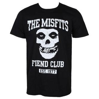t-shirt metal uomo Misfits - FIEND CLUB - PLASTIC HEAD - RTMIS008