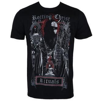 t-shirt metal uomo Rotting Christ - RITUAL - PLASTIC HEAD, PLASTIC HEAD, Rotting Christ