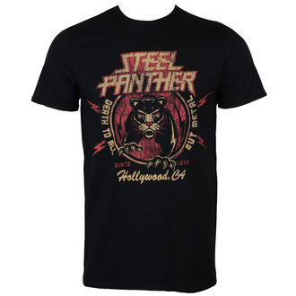 t-shirt metal uomo Steel Panther - DEATH TO ALL - PLASTIC HEAD, PLASTIC HEAD, Steel Panther