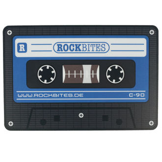 mouse pad Blau - Rockbites, Rockbites