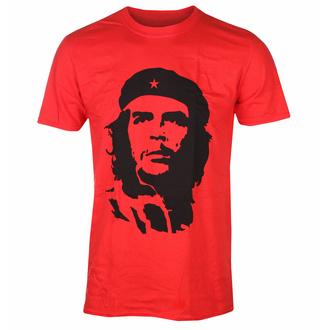 Maglietta da uomo Che Guevara - Black On Red - ROSSO - ROCK OFF, ROCK OFF, Che Guevara