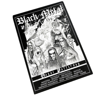 Libro Black Metal: Prelude to The Cult, CULT NEVER DIE